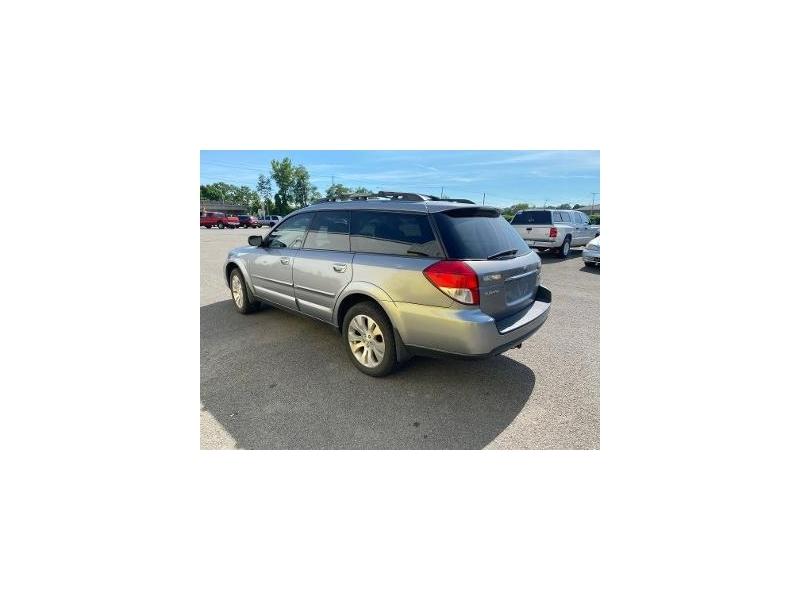 Subaru Outback 2009 price $4,300