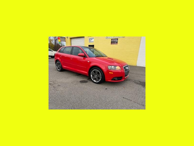 Audi A3 2006 price $7,495