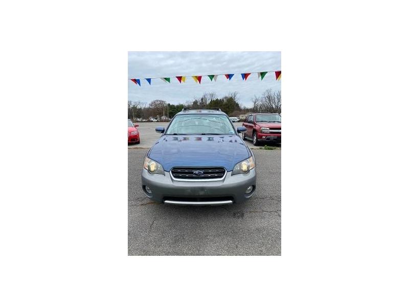 Subaru Legacy Wagon (Natl) 2005 price $6,695