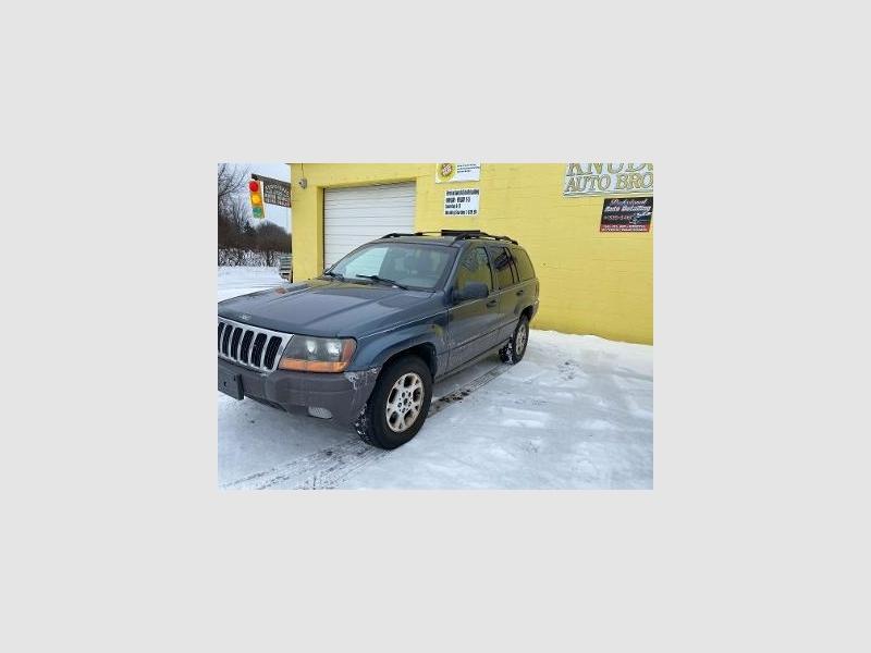 Jeep Grand Cherokee 2001 price $3,900