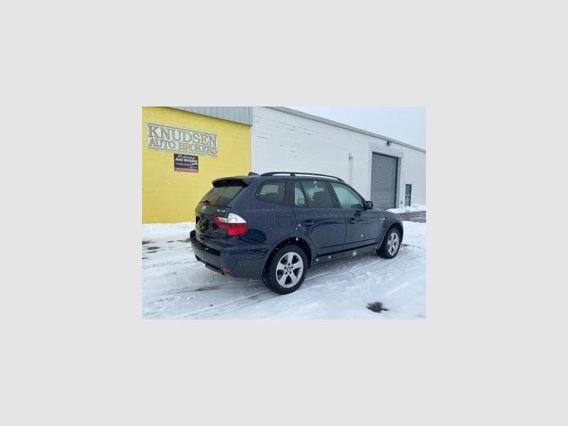 BMW X3 2008 price $8,500