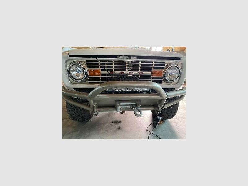Ford BRONCO 1972 price $68,000
