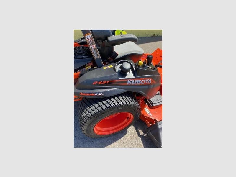 KUBOTA Z421 2019 price $6,895