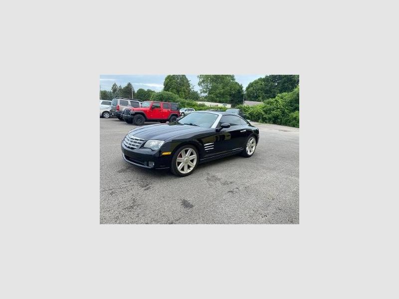 Chrysler Crossfire 2005 price $10,995
