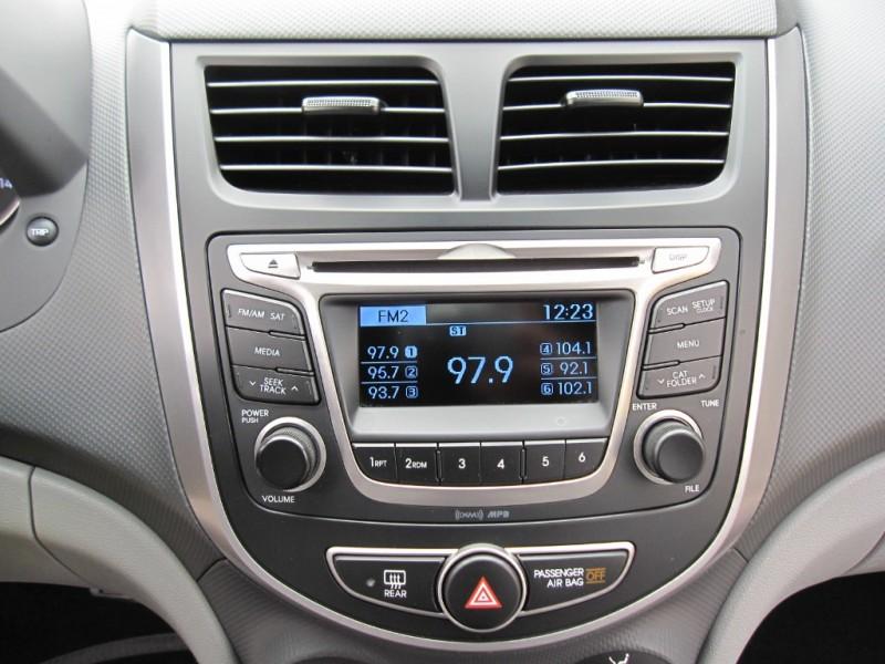 Hyundai Accent 2016 price $8,500