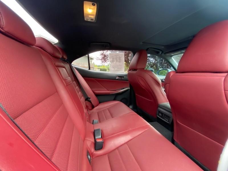Lexus IS 200t 2016 price $30,991