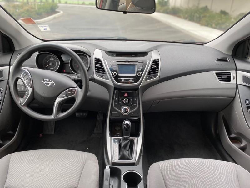 Hyundai Elantra 2016 price $8,991