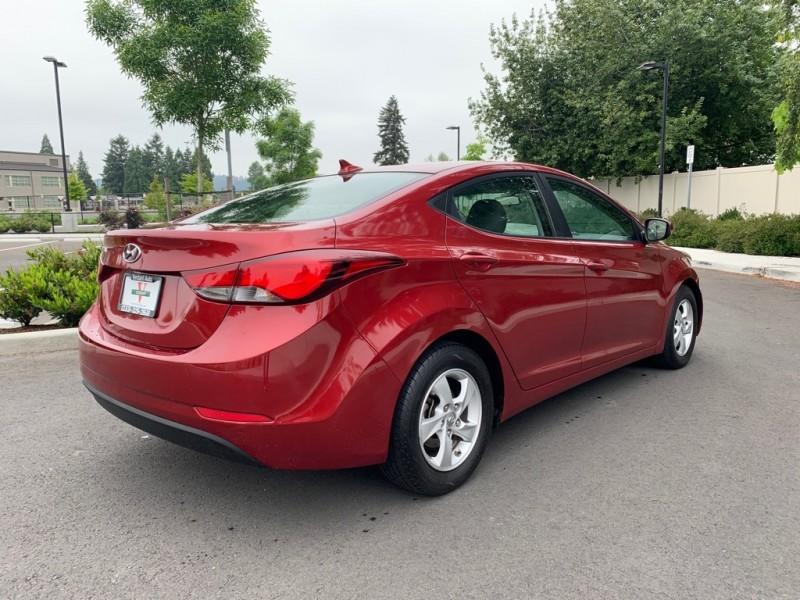 Hyundai Elantra 2014 price $10,991