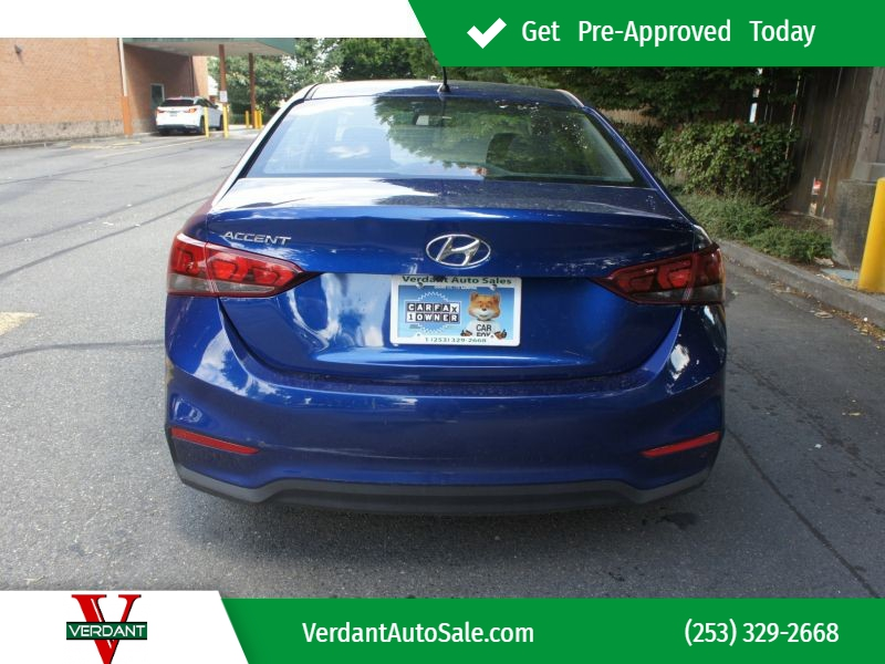 Hyundai ACCENT 2019 price $12,491