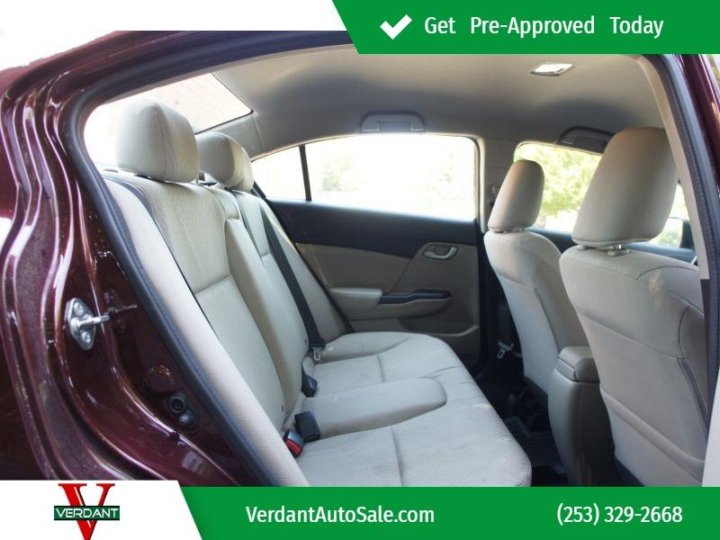 HONDA CIVIC 2014 price $12,491