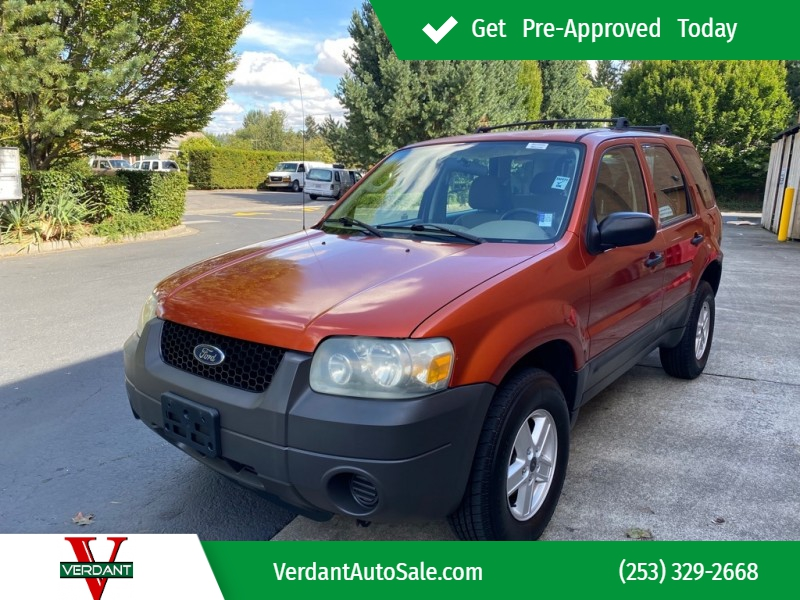FORD ESCAPE 2007 price $5,991