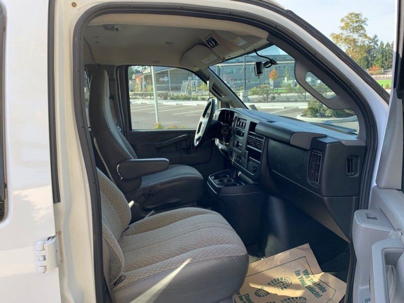 CHEVROLET EXPRESS G3500 2018 price $20,991