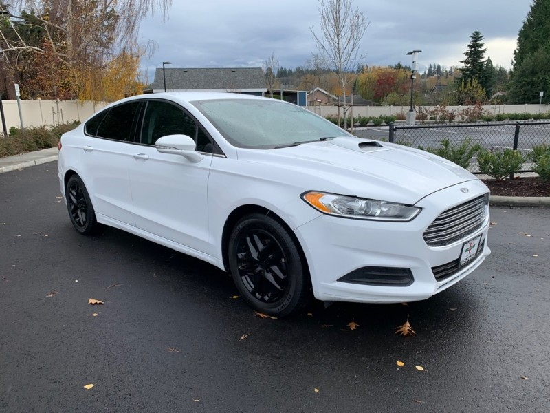 FORD FUSION 2014 price $10,491