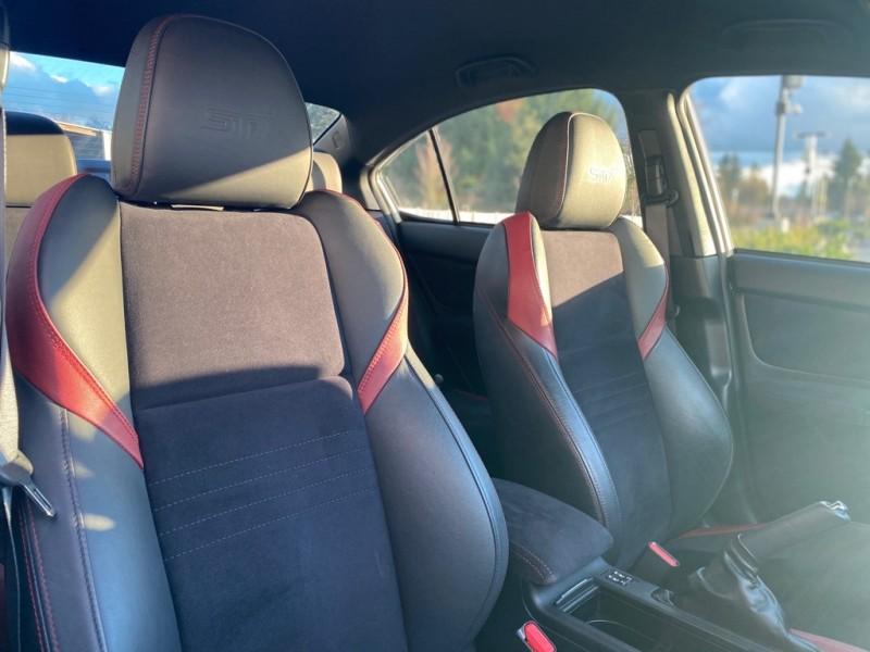 SUBARU WRX 2016 price $28,991