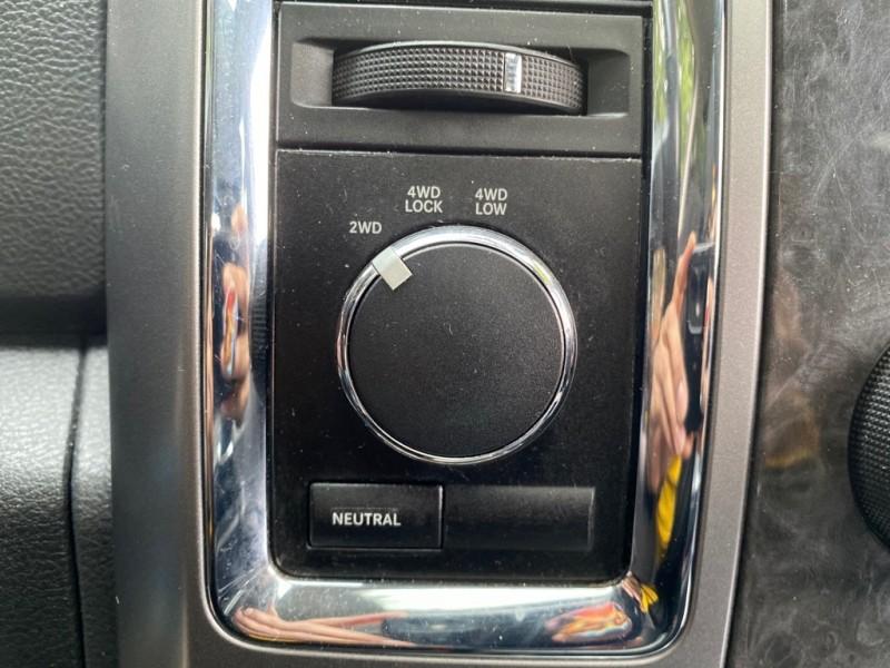 DODGE RAM 2500 2012 price $28,991