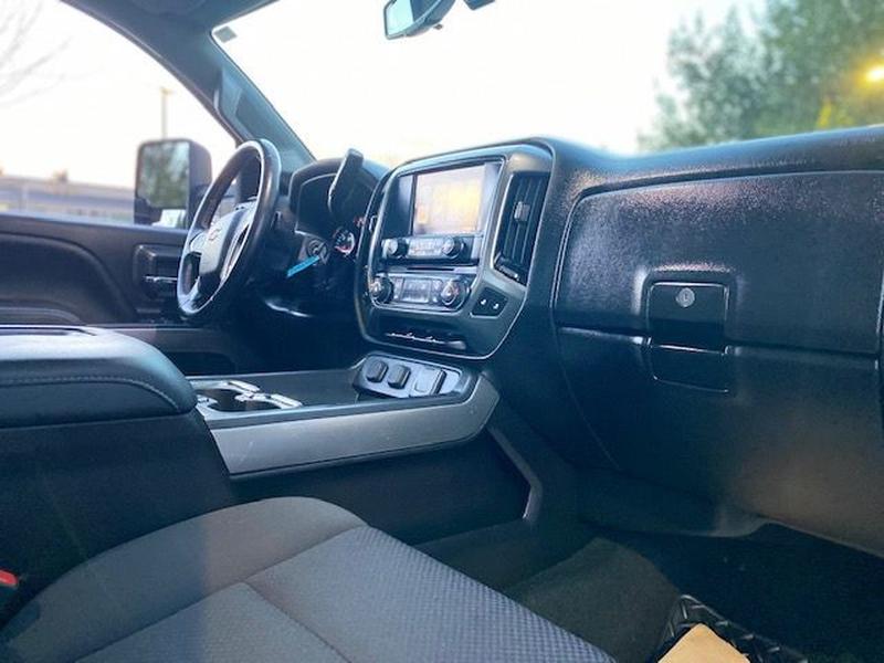CHEVROLET SILVERADO 2500 2018 price $33,991