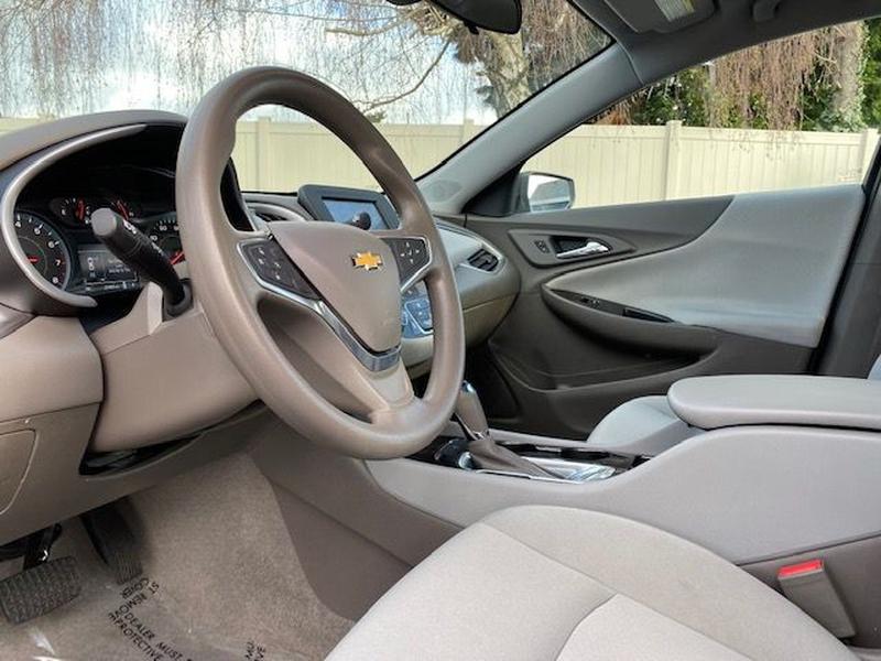 Chevrolet MALIBU 2018 price $17,991