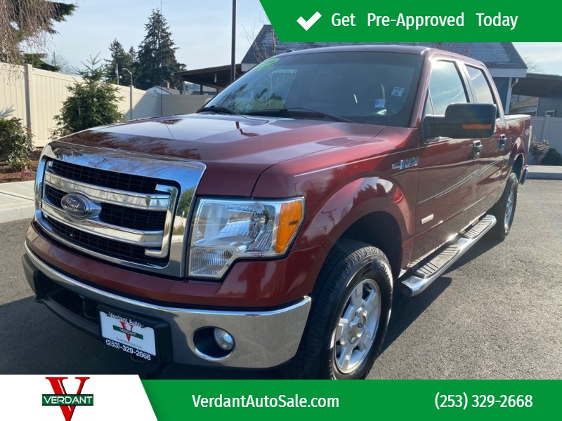 Ford F-150 2014 price $26,991