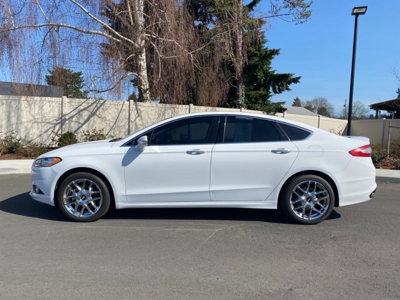 FORD FUSION 2016 price $15,991