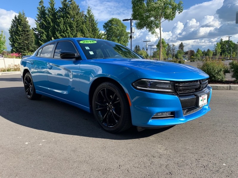 Dodge Charger 2016 price $25,991