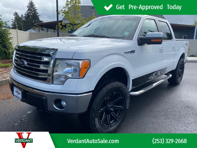 FORD F150 2014 price $26,991