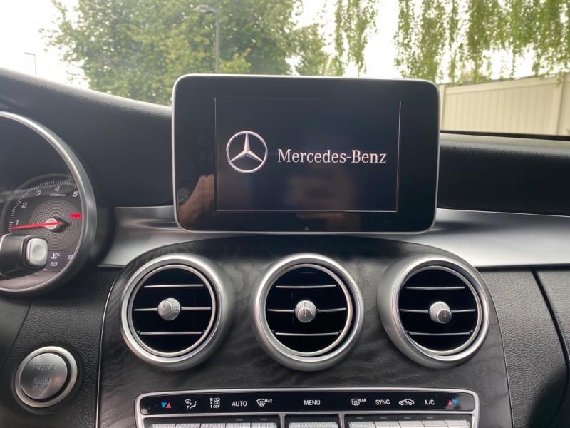 MERCEDES-BENZ C-CLASS 2016 price $31,991
