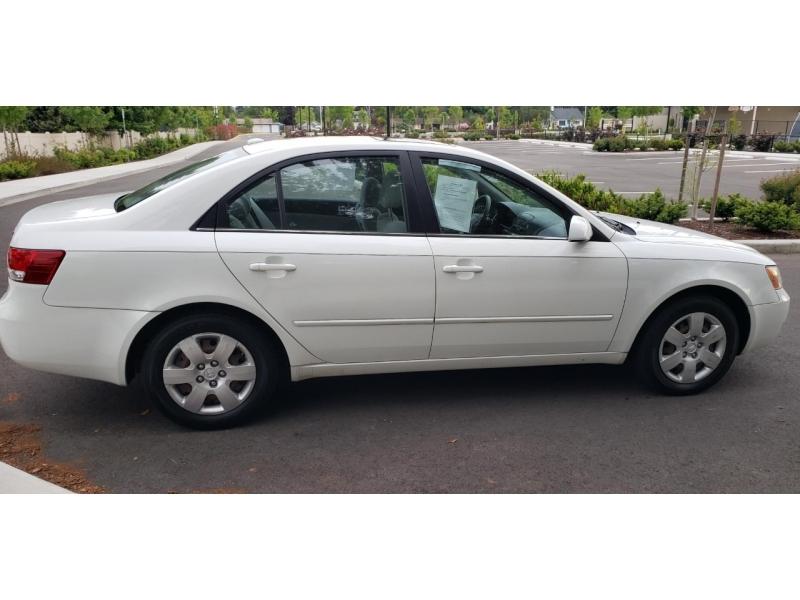 Hyundai Sonata 2008 price $6,991