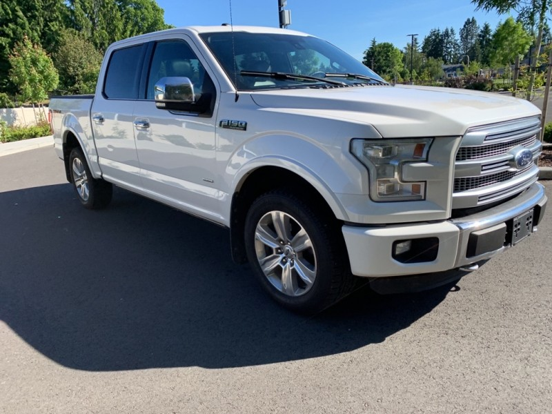 Ford F-150 2015 price $40,991