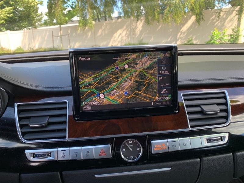 Audi A8 L 2013 price $23,991