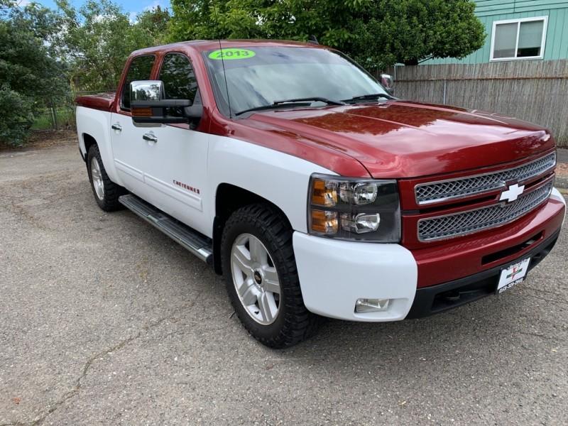 Chevrolet Silverado 1500 2013 price $25,991