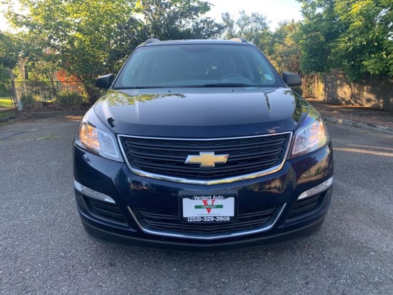 Chevrolet Traverse 2017 price $19,991