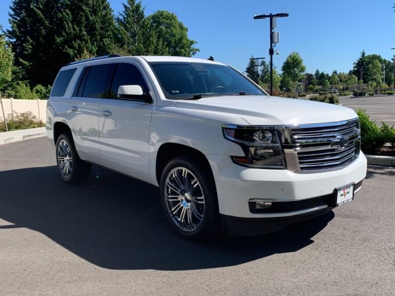 Chevrolet Tahoe 2015 price $48,991