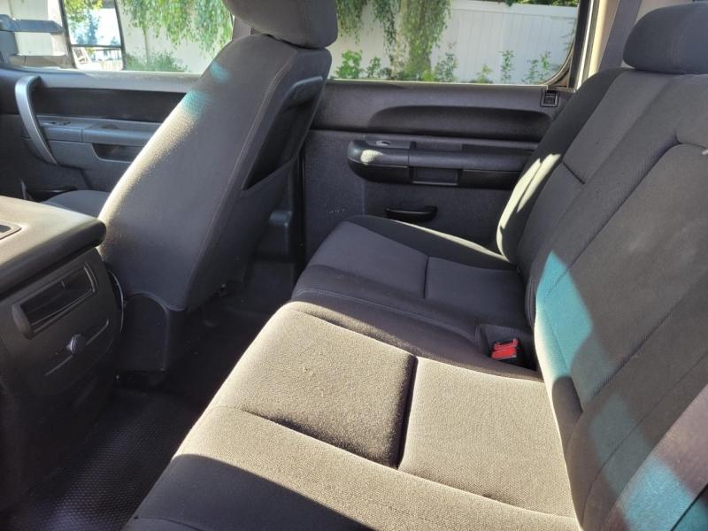 Chevrolet SILVERADO 2500 2012 price $35,998