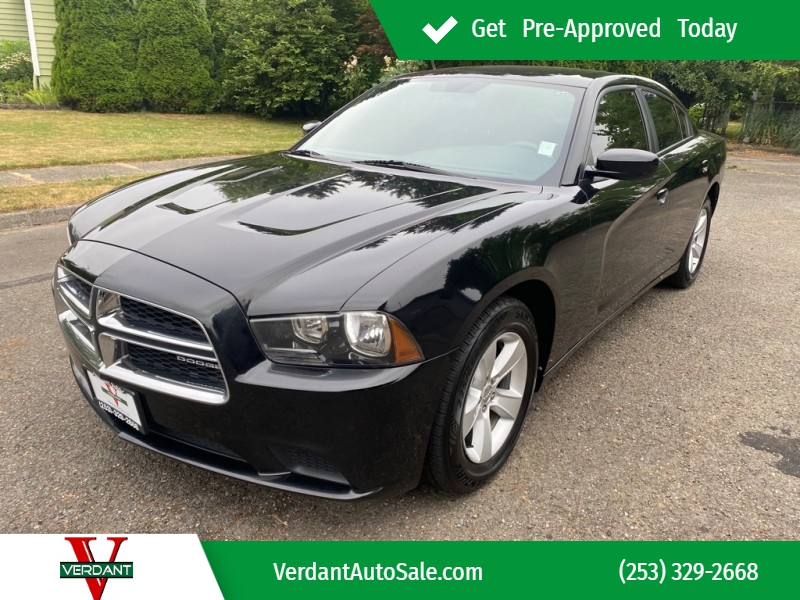 DODGE CHARGER 2012 price $12,991