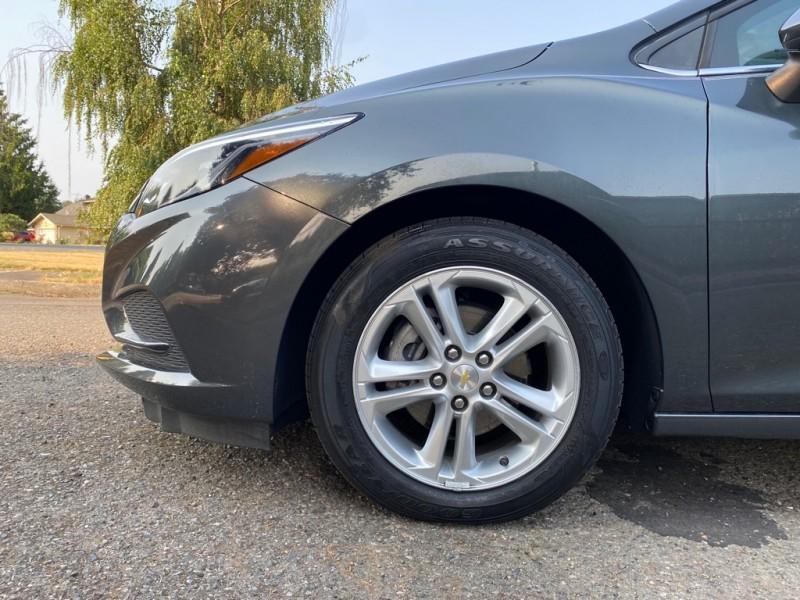 Chevrolet Cruze 2017 price $18,991