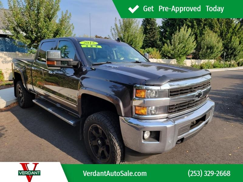 Chevrolet Silverado 2500HD 2015 price $53,991