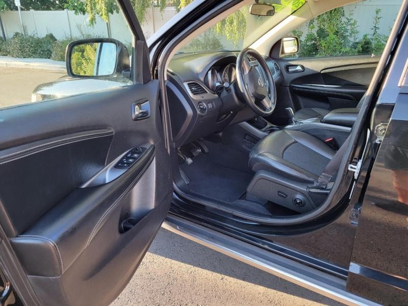 Dodge JOURNEY 2018 price $21,991