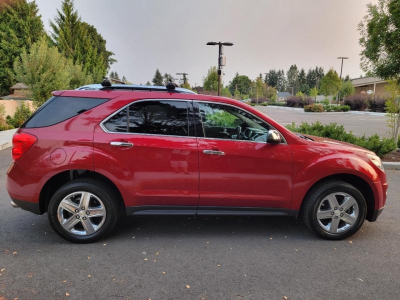 Chevrolet EQUINOX 2015 price $15,991