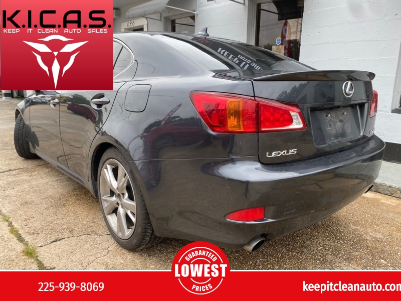 LEXUS IS 2009 price $9,995