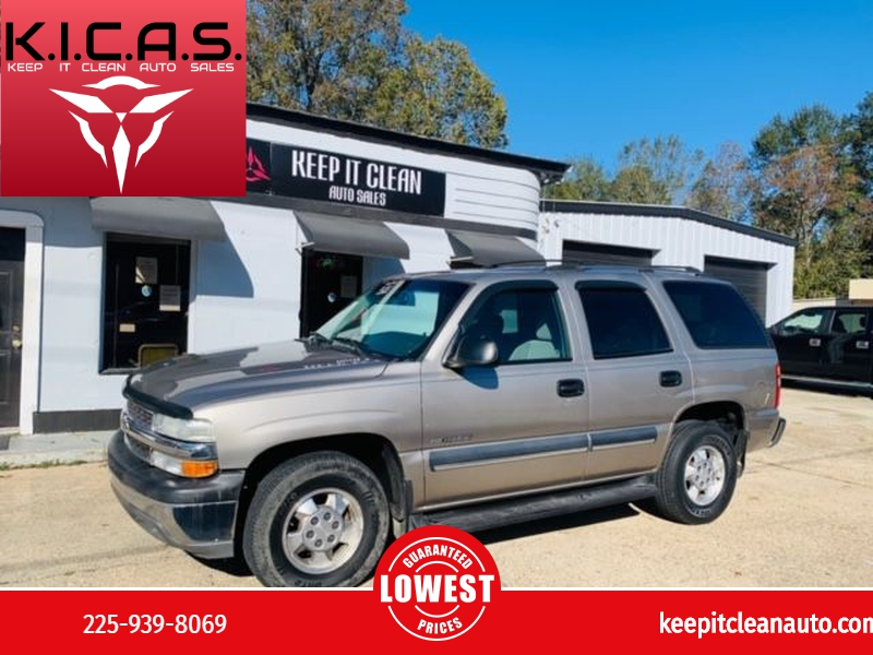 CHEVROLET TAHOE 2003 price $7,995