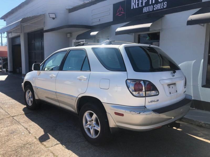 LEXUS RX 2002 price $5,500