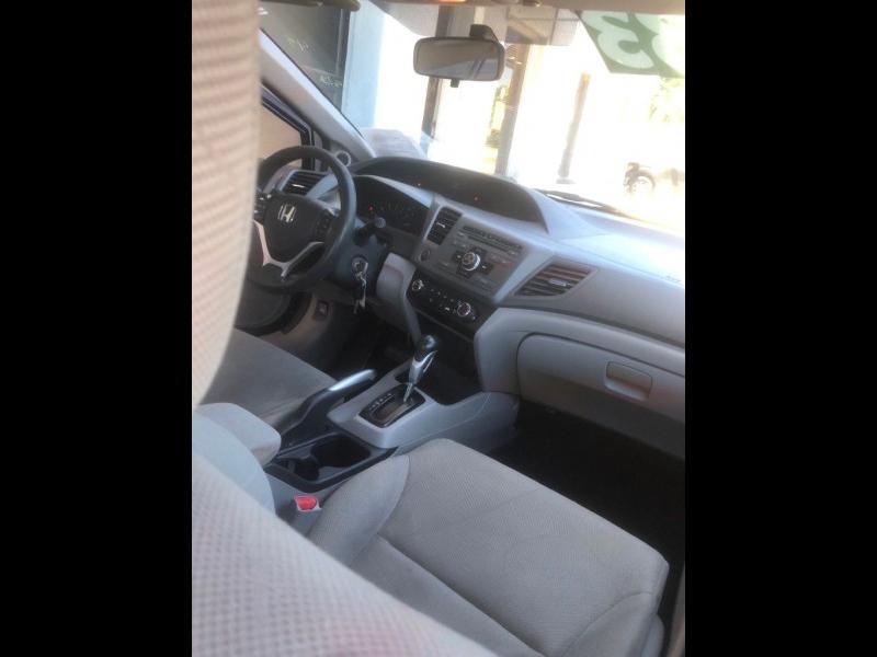 HONDA CIVIC 2012 price $6,295