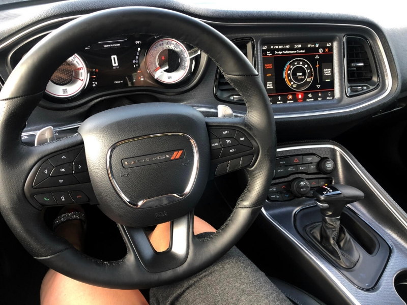 Dodge Challenger 2018 price Call for Pricing.