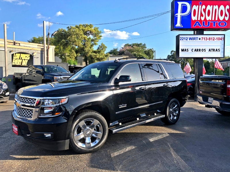 Chevrolet Tahoe 2017 price Call for Pricing.