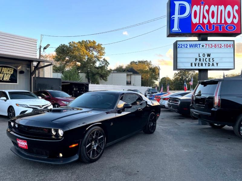 Dodge Challenger 2016 price $0 Down