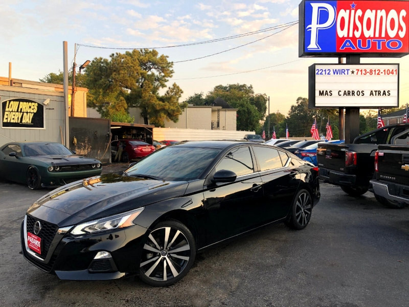Nissan Altima 2020 price $2,000 Down