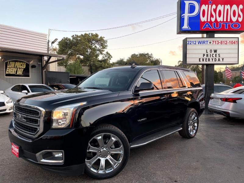 GMC Yukon 2016 price $38,500