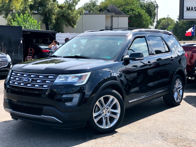 Ford Explorer 2016 price $2,500 Down