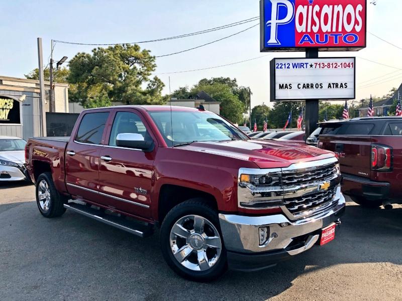 Chevrolet Silverado 1500 2018 price $38,500