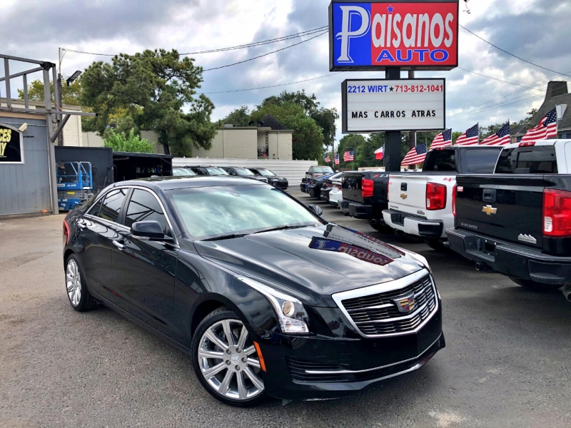 Cadillac ATS 2017 price Call for Pricing.
